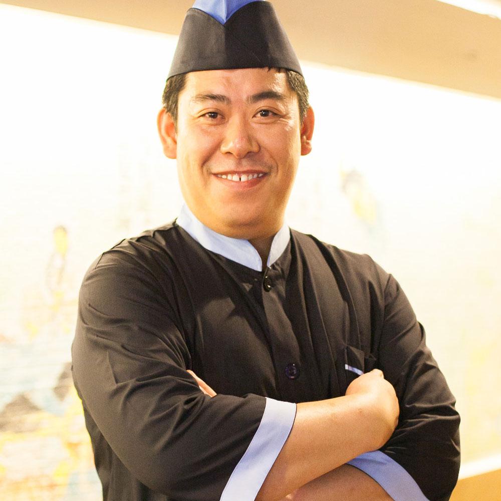 本場韓国の料理人